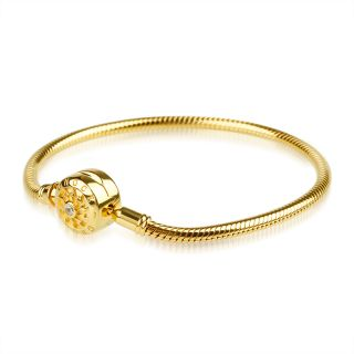 The Moment I Meet You - 18K Gold Plated