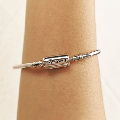 Engravable Name Bracelet