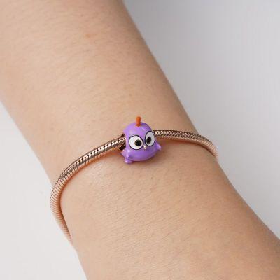 Purple Hatchling Charm