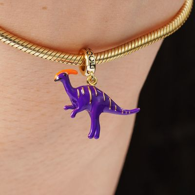 Parasaurolophus Pendant