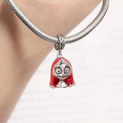Red Hair Girl Charm
