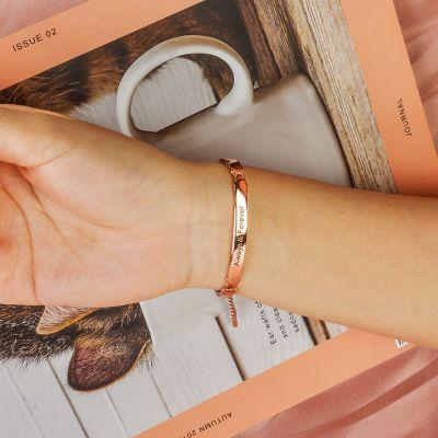 Engravable Bracelet