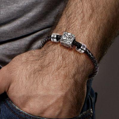Crusu Personalized Charm Bracelet
