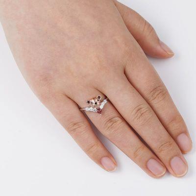 Bear V Ring