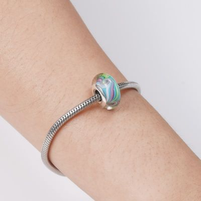 Colorful Murano Glass Charm