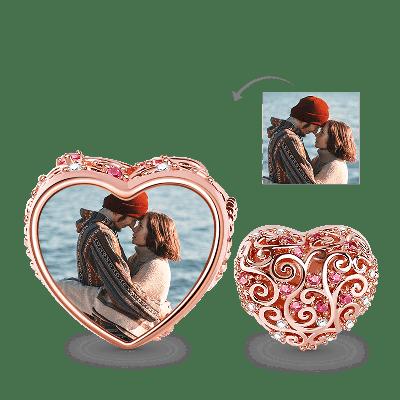 Heart Hollow Photo Charm
