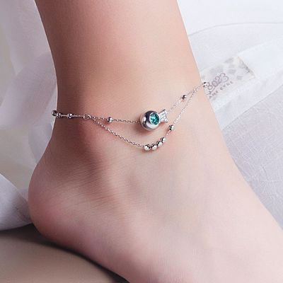 Bubble Fish Anklet