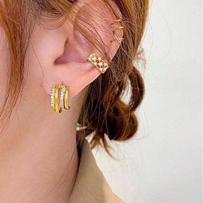 X-shape Ear Cuffs
