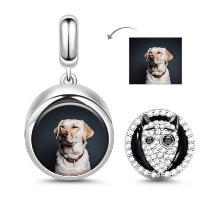 Dog Photo Pendant