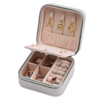 Mini Portable Jewelry Box