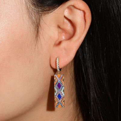 Leisure Coast Drop Earring