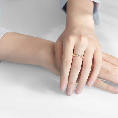 Muti-Color Wedding Ring