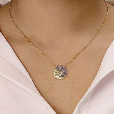 Pangolin Necklace