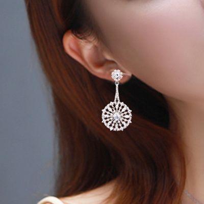 Dreamcatcher Dangle Earrings