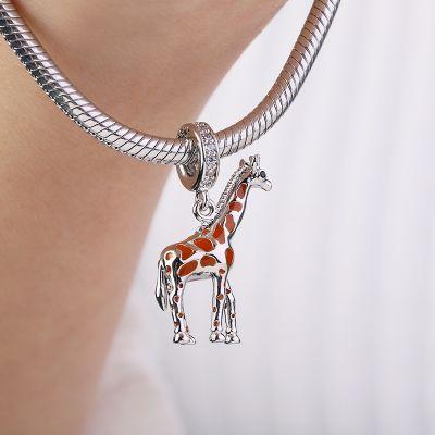 Giraffe Charm