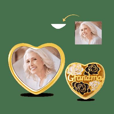 Camellias Photo Charm