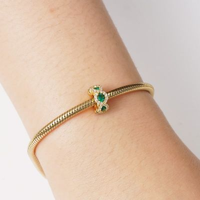 Oval Cut Emerald Stopper