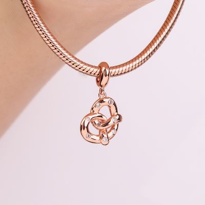 Twisted Pretzel Charm
