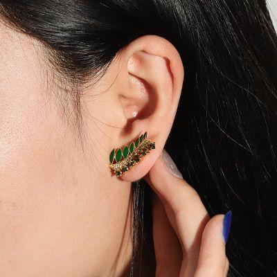 Leaves Ear Climbers