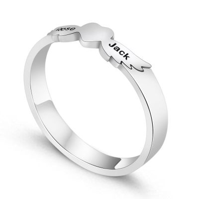 Personalized Engravable Ring