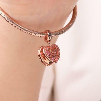 Best Sister Heart Pendant