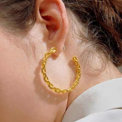 Bond Hoop Earrings