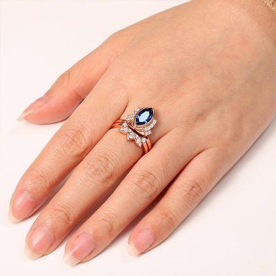 Lotus Type Ring