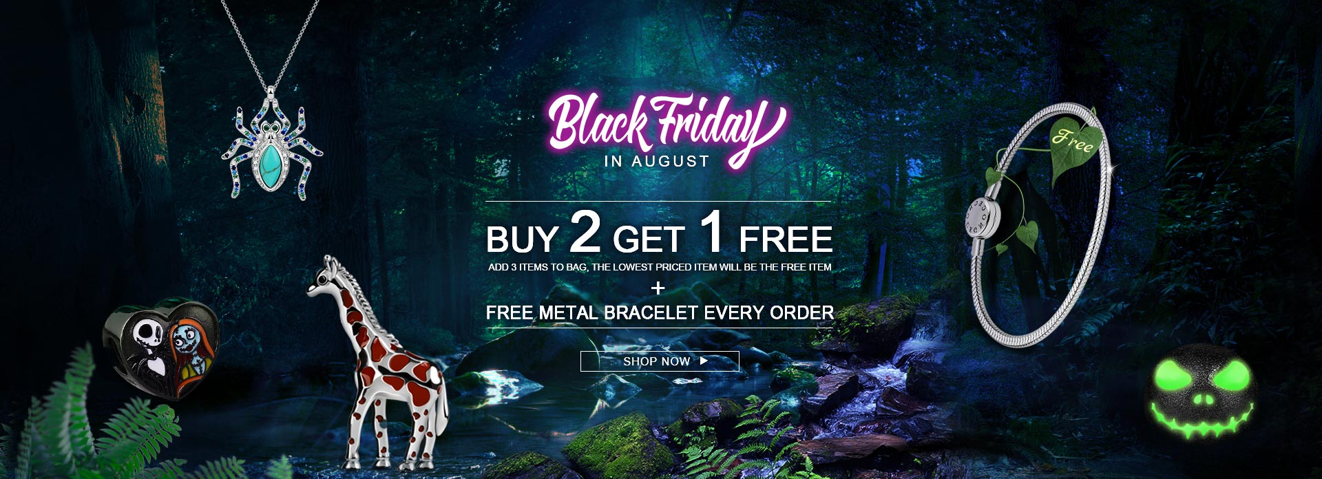 Black Friday in August