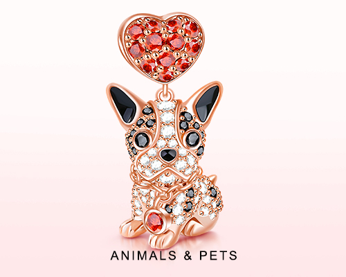 Animals & Pets Charms