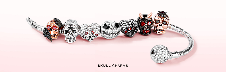 Skull Charms